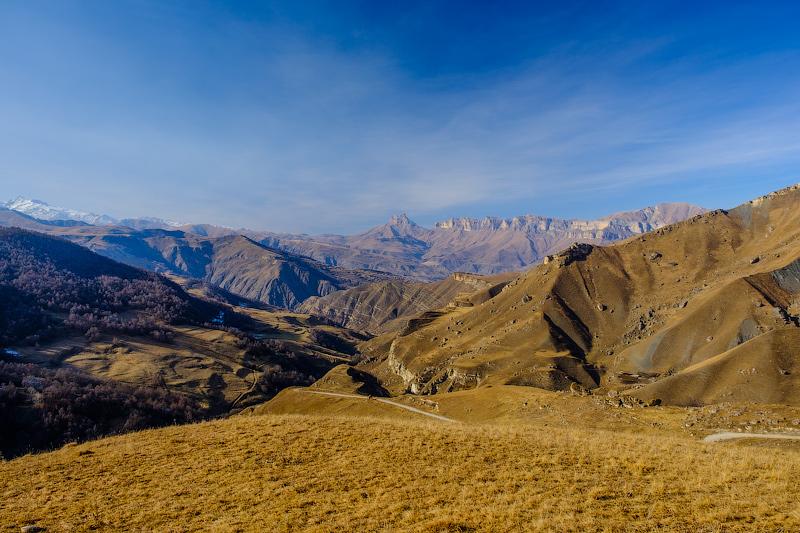 Перевал Актопрак Джип