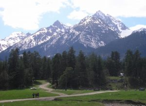 Вид на гору София