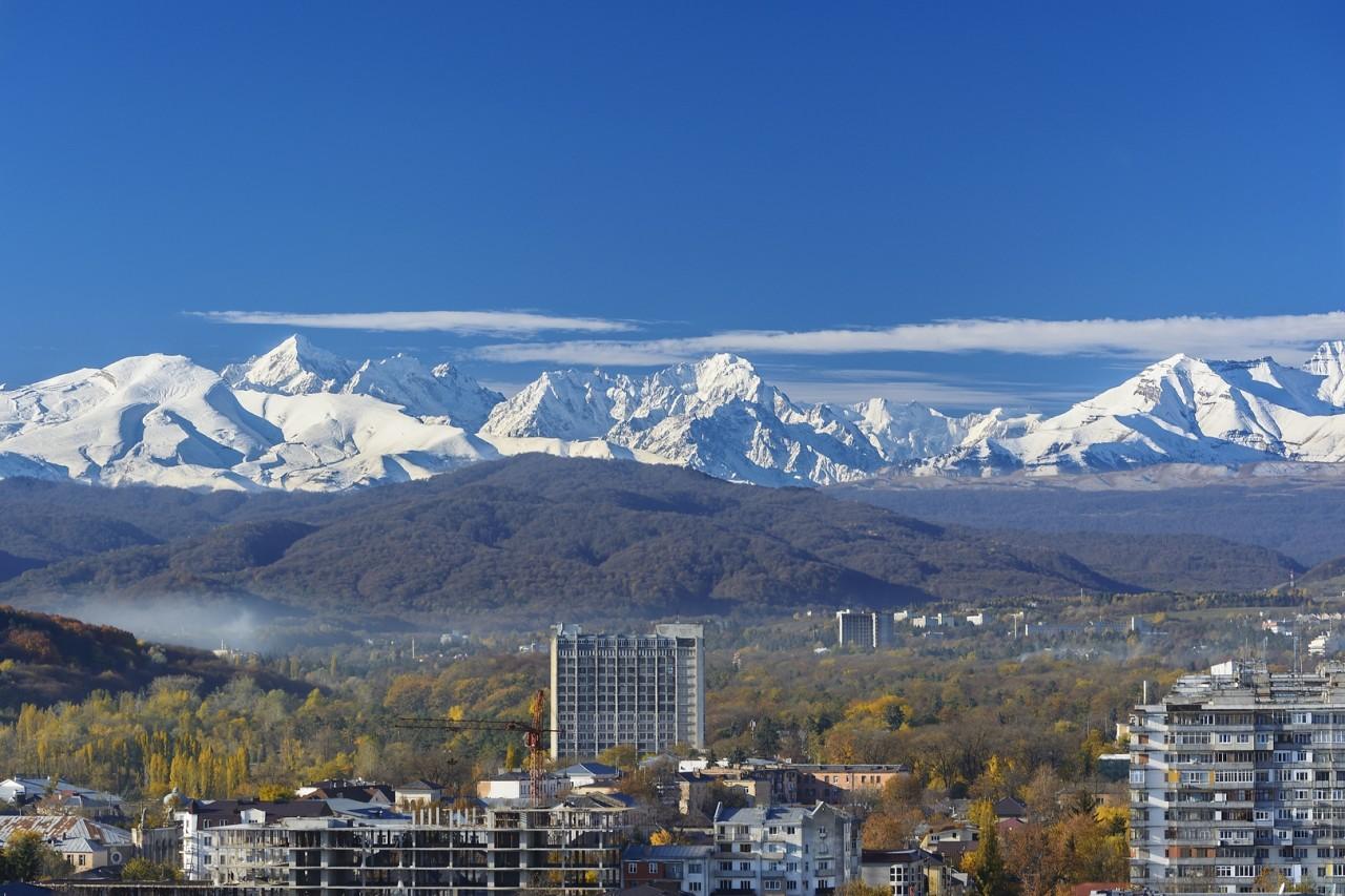 Туры на Кавказ. Нальчик