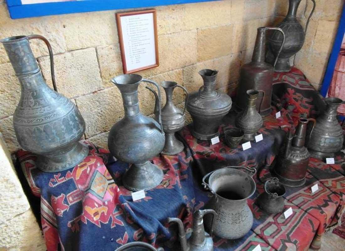 Музей Армянской церкви, г. Дербент.
