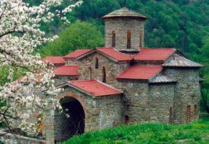Северный храм, Нижне-Архызское городище.