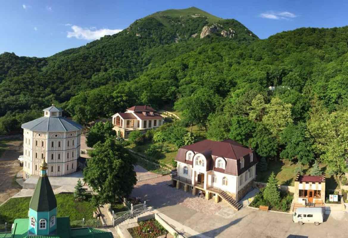 Успенский Второ-Афонский Бештаугорский мужской монастырь.
