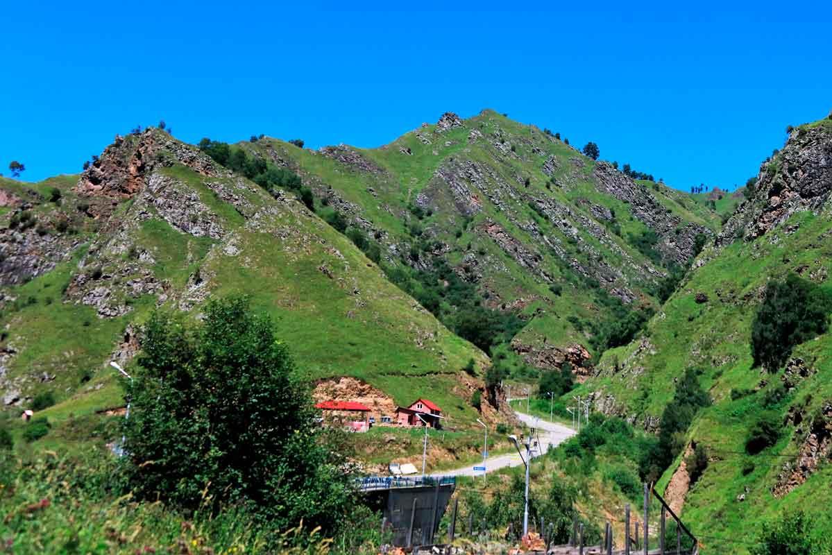 Долина Нарзанов.