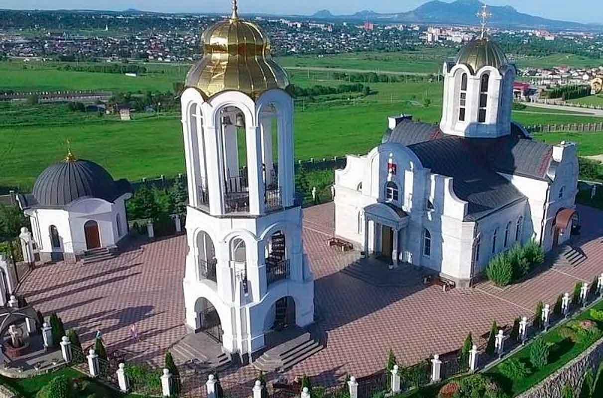 Свято-Георгиевский женский монастырь.