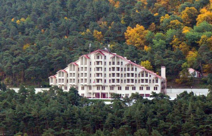 Курорт Армхи, Горная Ингушетия.