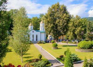 Аланский богоявленский женский монастырь.