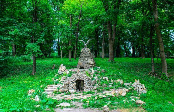 Курортный парк, г. Ессентуки.