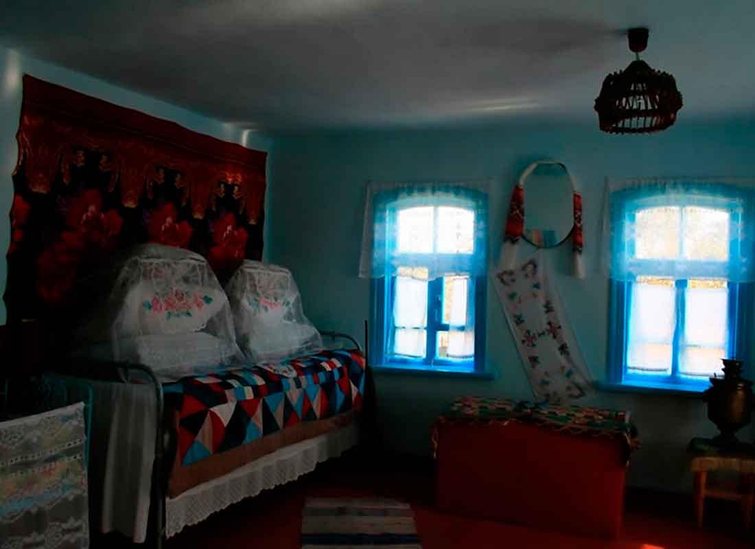 Казачье подворье, экскурсия (в гостях у Терских казаков).