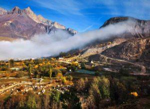 Село Верхняя-Балкария.