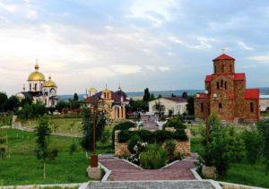 Петропавловский храмовый комплекс, г. Ессентуки.