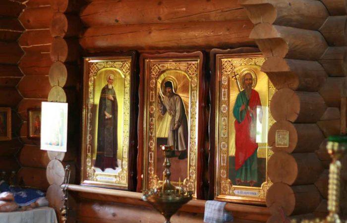 Храм Трех Святителей, г. Пятигорска.