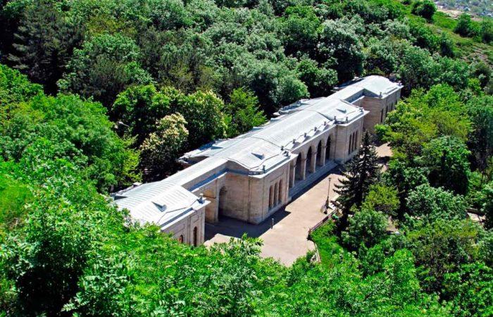 Елизаветинская галерея (Академическая), г. Пятигорск.
