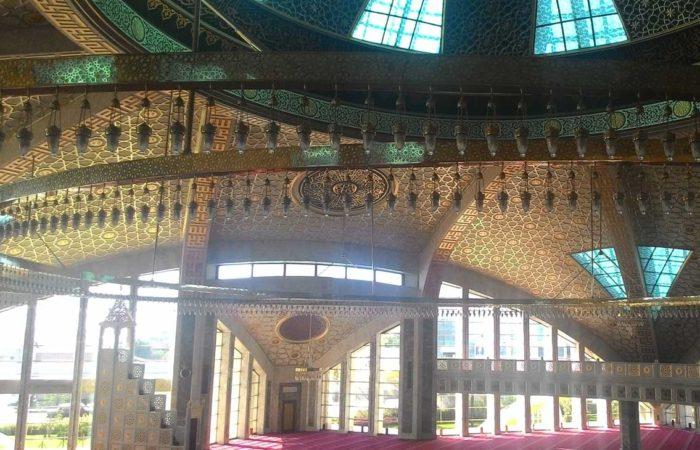 "Мечеть ""Сердце Матери"", г. Аргун."