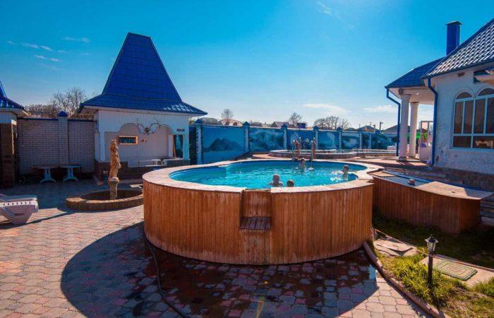 Суворовские бани.