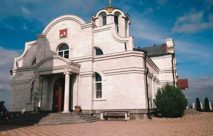 Церковь Георгия Победоносца, Свято-Георгиевский женский монастырь.