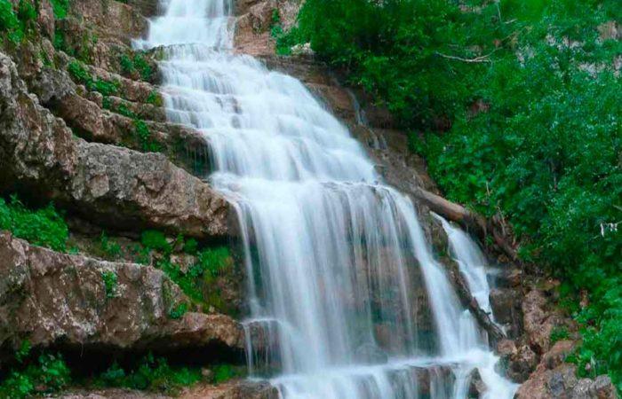 Водопады р. Руфабго.