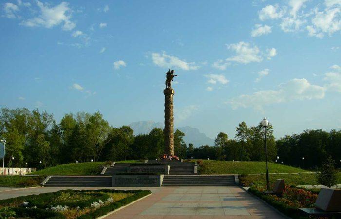 Мемориал славы, г. Владикавказ.