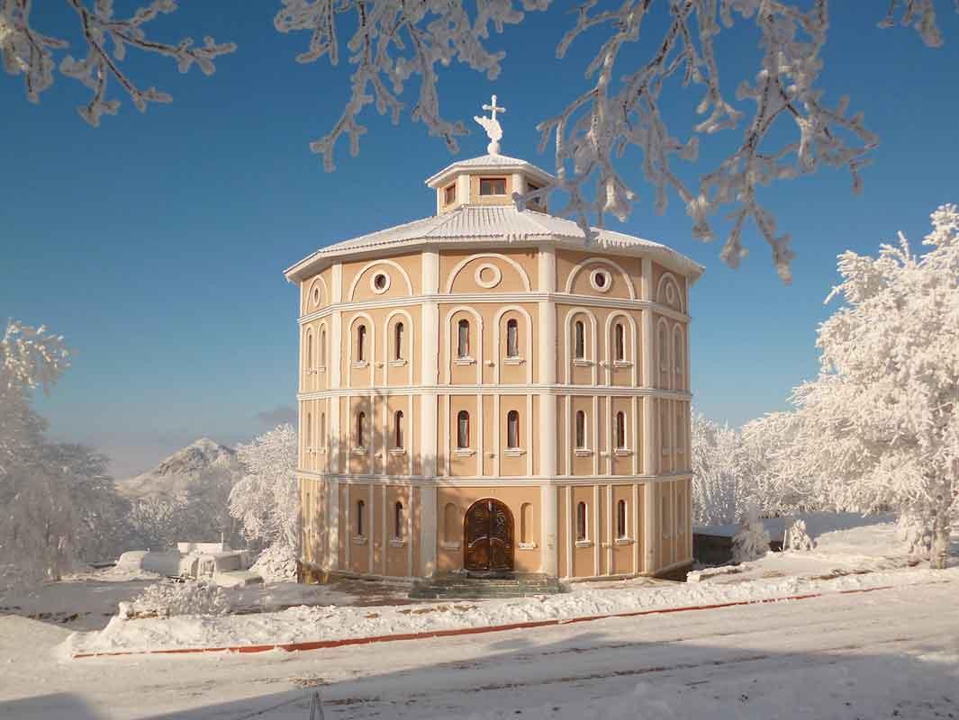 Братский корпус, Успенский Второ-Афонский Бештаугорский мужской монастырь.