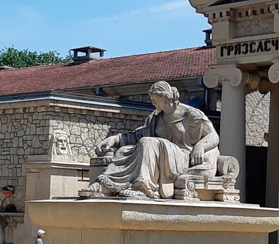 Экскурсия из Пятигорска в Ессентуки