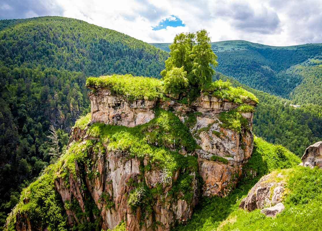 Кабардино-Балкария отдых