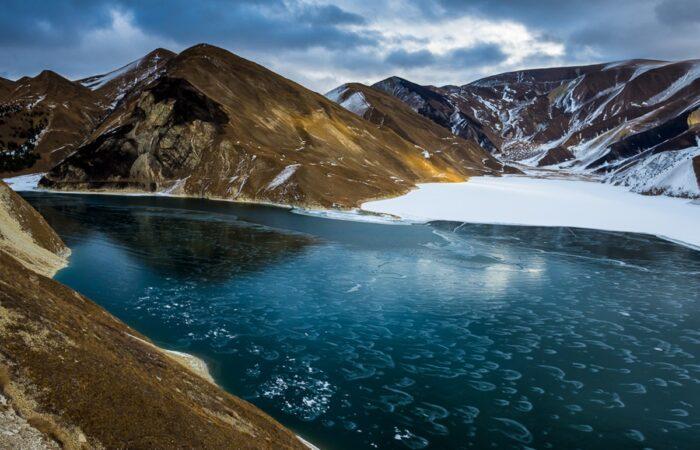 """Озеро """"Казеной-Ам"""", Чеческая Республика"""