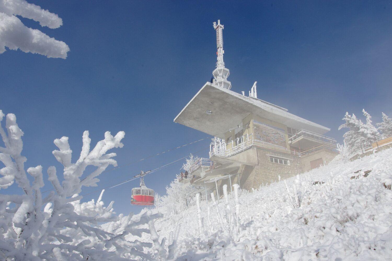 """Вершина горы """"Машук"""", г. Пятигорск"""