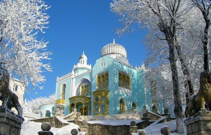 Дворец эмира Бухарского, г. Железноводск