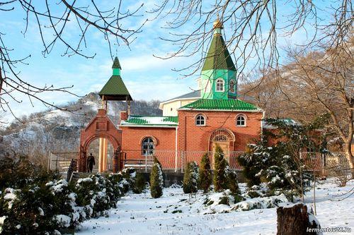 Второ-Афонский мужской монастырь
