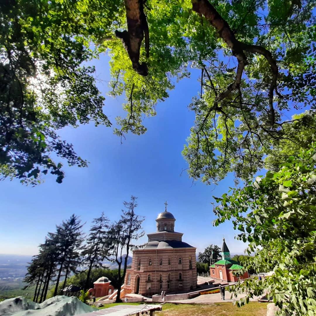 Экскурсии из Пятигорска Два Монастыря