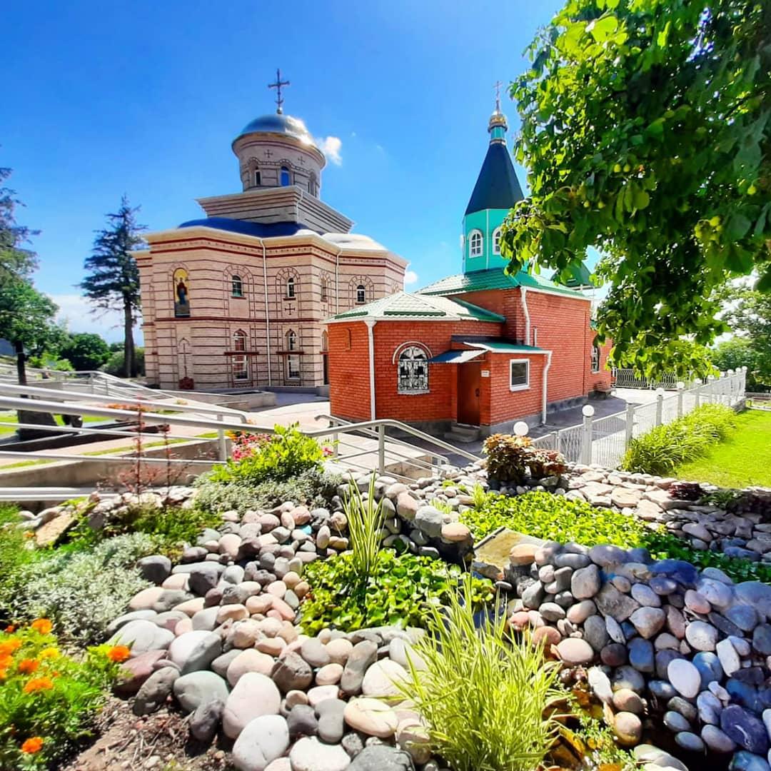 Туры по Кавказу. Паломнические экскурсии