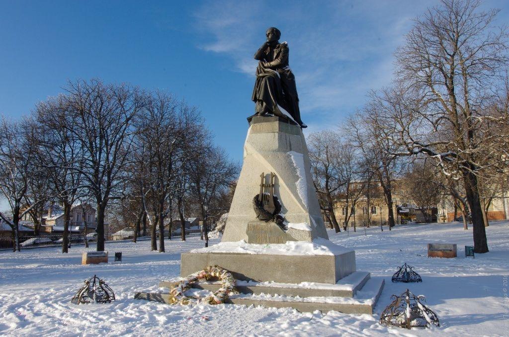 Фото Пятигорск, памятник Лермонтову