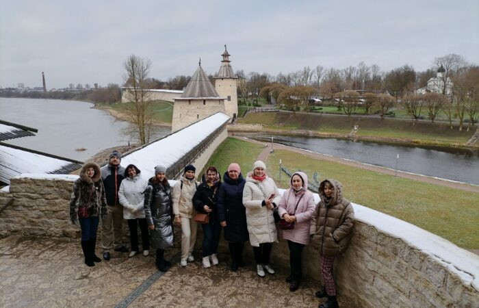 Информационный тур в Псковской Области