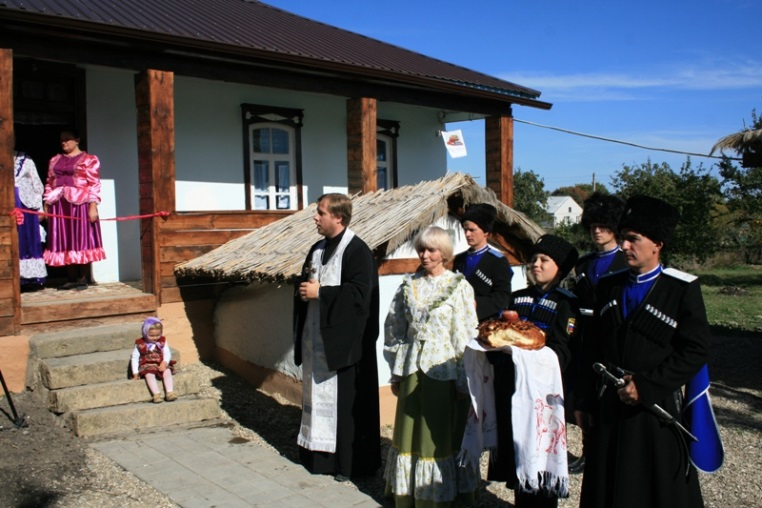 Казачье подворье, Боргустанское