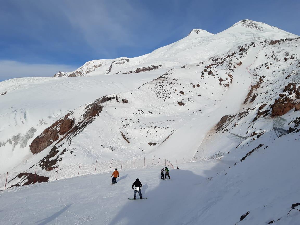 Горы Кавказа, Эльбрус