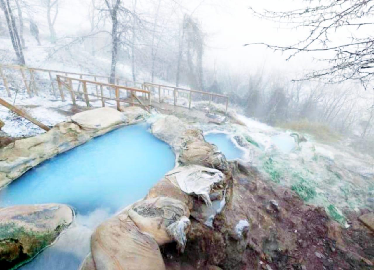 Бесстыжие ванные, Пятигорск