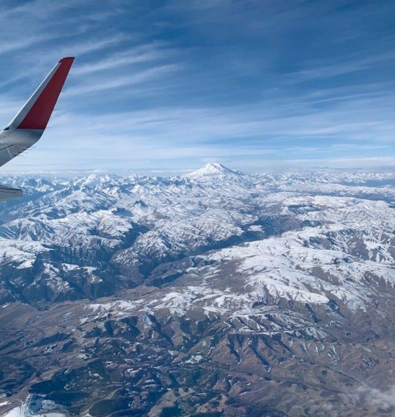 Самолеты на Кавказ