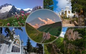 Active Чарующий Кавказ, Джилы-су