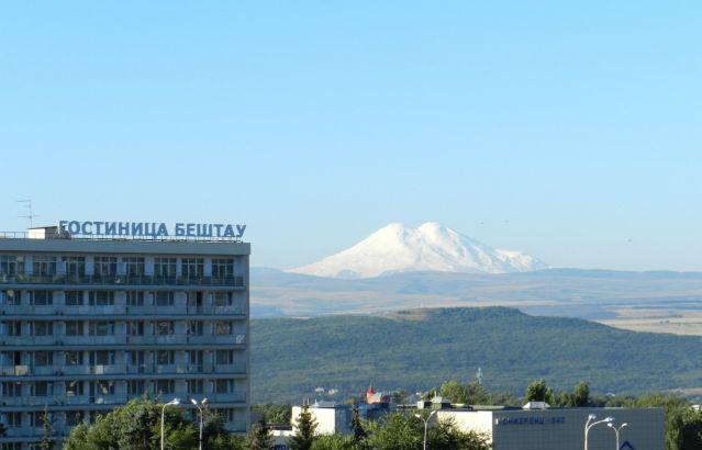 Возобновление работы гостиниц, Пятигорск