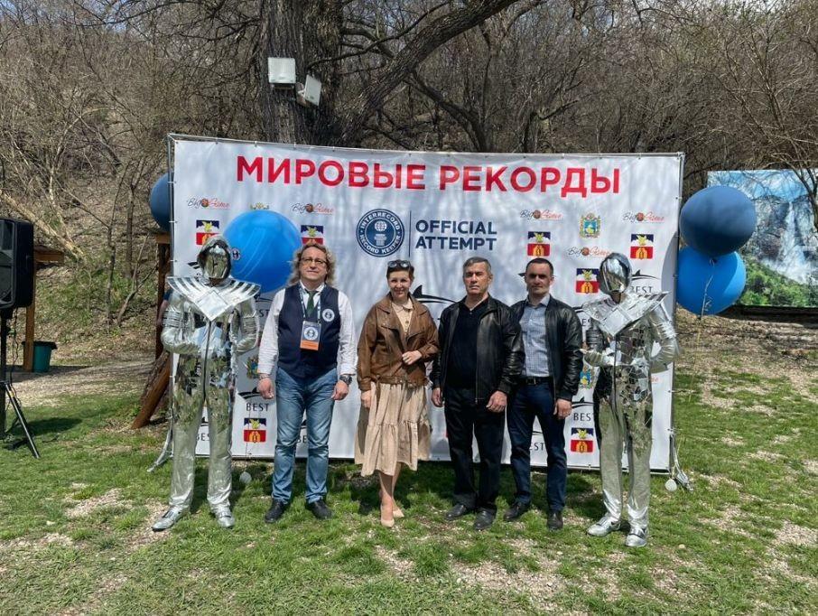 Мировой рекорд в Пятигорске
