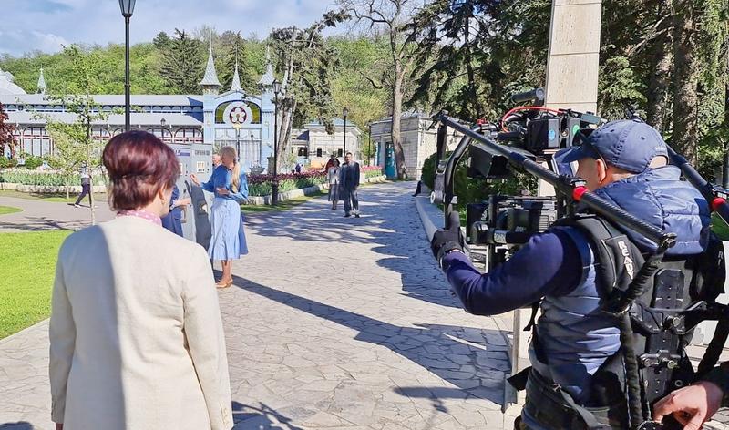 Съемки сериала в Пятигорске