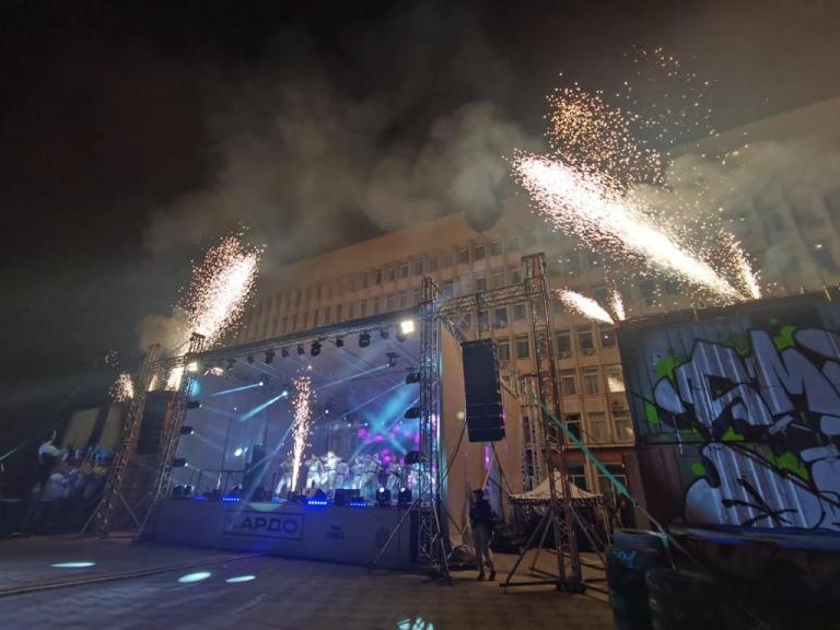 Фестиваль Кардо в Пятигорске 2021