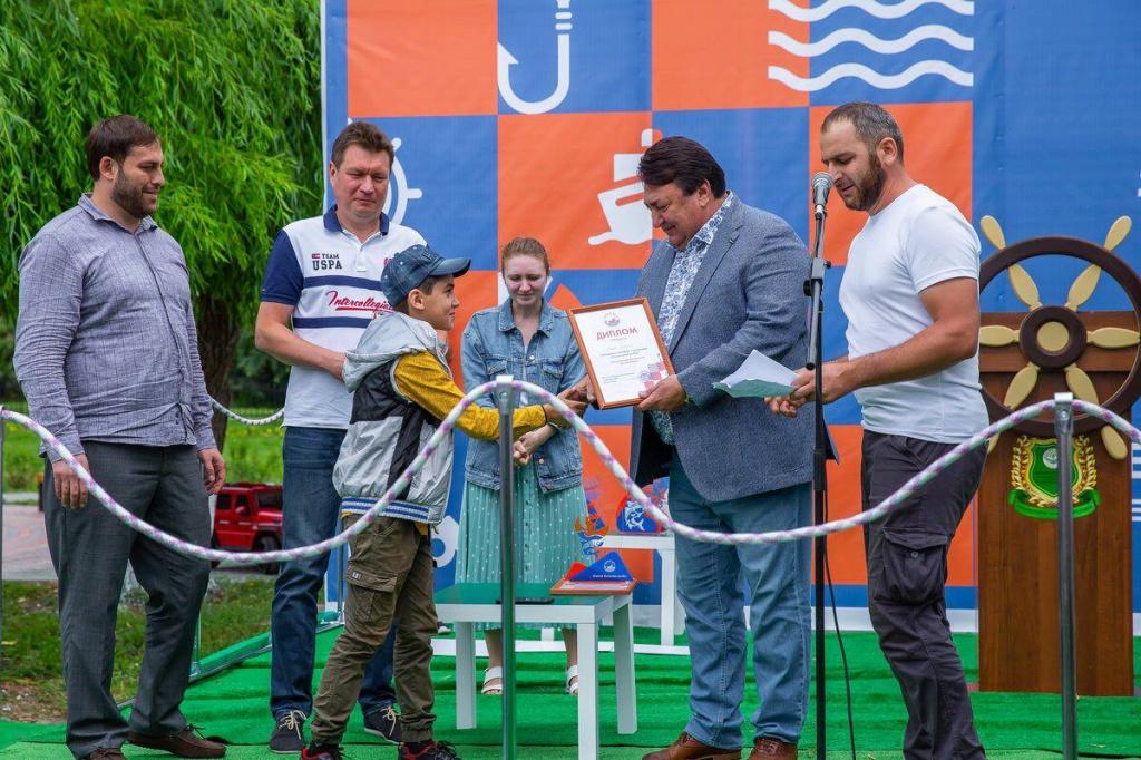 Ингушетия, конкурс рыболовства