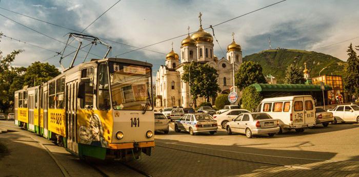 День Рождения Пятигорского трамвая