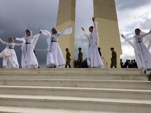 Фестиваль Белые Журавли в Дагестане